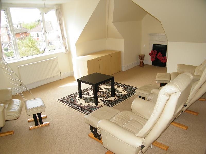 Flat - Living Room