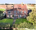 Detached home for sale in Nobold Farm House...