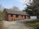 Detached Bungalow for sale in Cae Twm, Llandyssil...