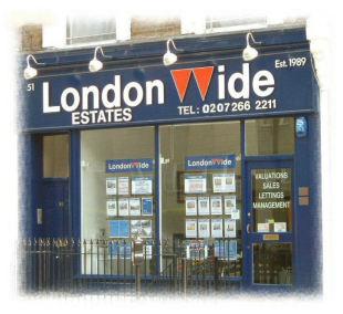 Londonwide Estates, Little Venicebranch details