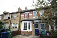 Terraced home to rent in Norreys Avenue, OXFORD...