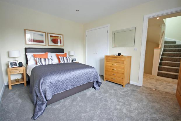 Show home bedroom th
