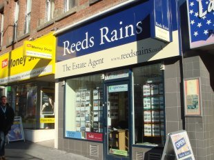 Reeds Rains Lettings, Nottinghambranch details
