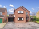 4 bed Detached home for sale in Hunt Close, Old Catton...