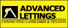 invisible , Advanced Lettings - Ashford logo