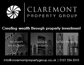 Get brand editions for Claremont Property Group, Birmingham