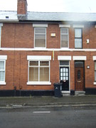 4 bed Terraced house to rent in Wolfa Street, Derby, DE22
