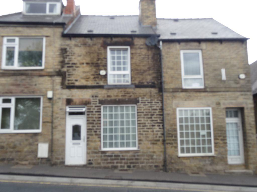 3 bedroom terraced house to rent in northfield road for Door 43 sheffield