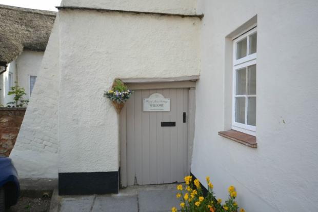 Passageway Front Door