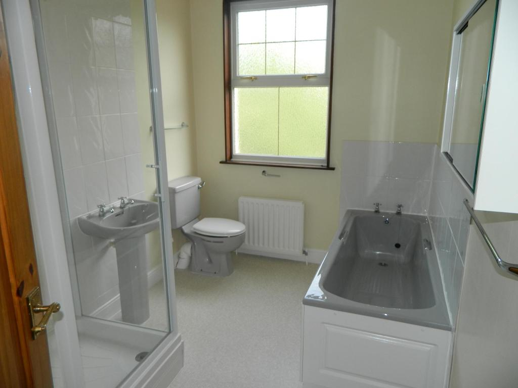 Four Piece Bathroom with Shower