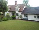 Detached house in High Street, Hinxworth...
