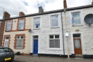Terraced home in Pearl Street, Cardiff...