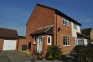 End of Terrace property for sale in Cedar Close, Shefford...