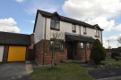 semi detached property in Goldfinch Way...