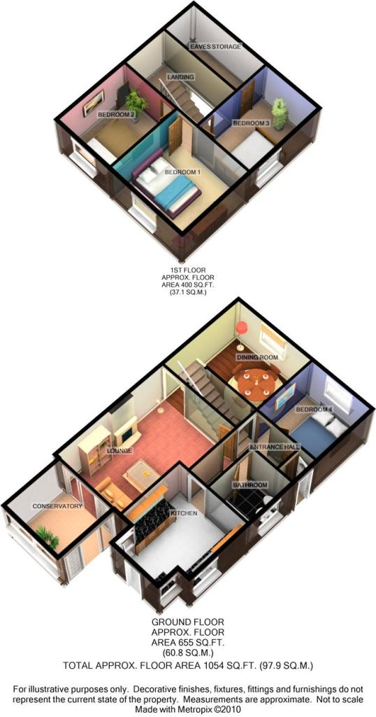 3D Floorplan