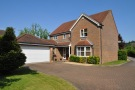 Detached home for sale in Pennyfarthers Close...