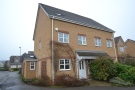 semi detached house for sale in Station Close, Henlow...