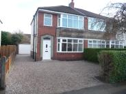 Conway Avenue semi detached property to rent