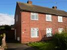 2 bed semi detached property in Plover Way, Calow...