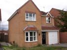 Detached home to rent in Worcester Close...