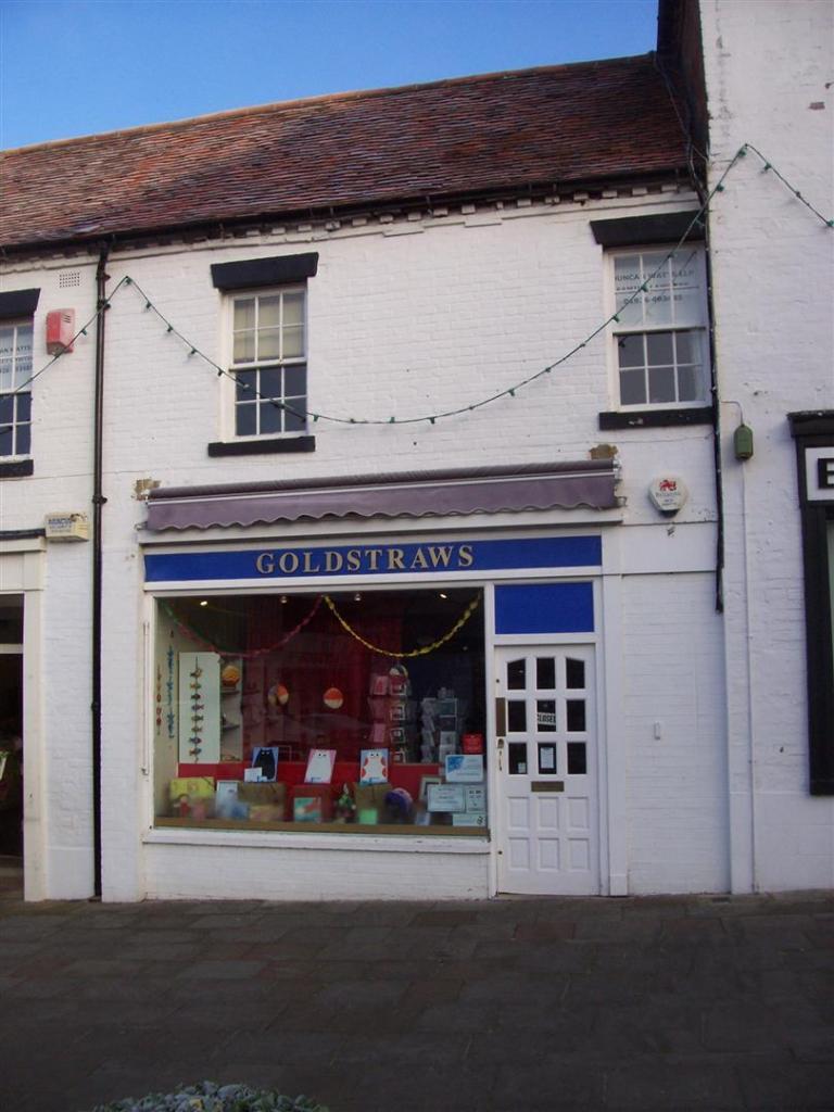 Shop Unit To Let Leamington Spa