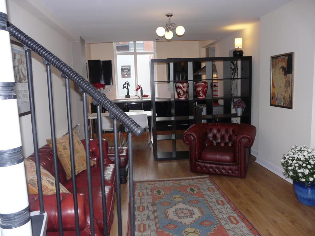 1 bedroom apartment to rent in bishops lodge rockingham for Door 43 sheffield