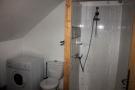 Gite shower room