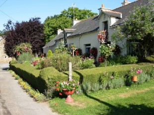 3 bed Detached house in Brittany, Morbihan...