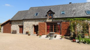 9 bed Detached home in Normandy, Manche...
