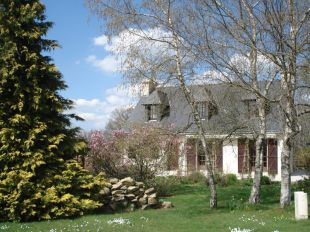 4 bed Detached home in Brittany, Morbihan, Lizio
