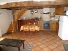 Gite living kitchen