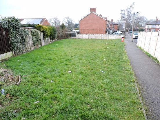 Land For Sale In Church View Barnsley S72 S72