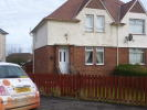 semi detached property in Craigie Road, Kilmarnock...