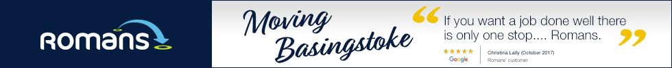 Get brand editions for Romans, Basingstoke