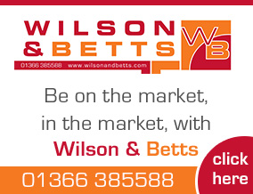 Get brand editions for Wilson & Betts , Downham Market