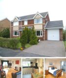 4 bed Detached property in Hill Crest, Sacriston...