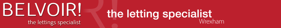 Get brand editions for Belvoir Lettings, Wrexham