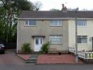 3 bedroom semi detached property to rent in Teith Place, Kilmarnock...