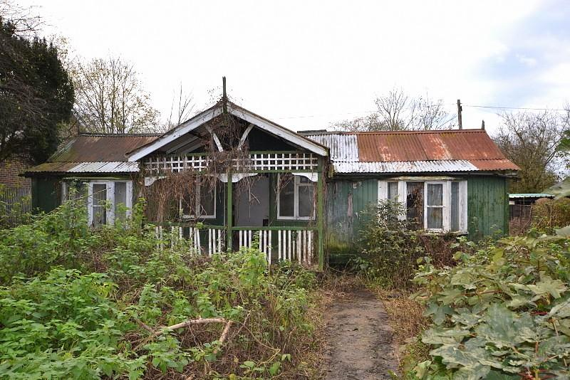 Old Bungalow