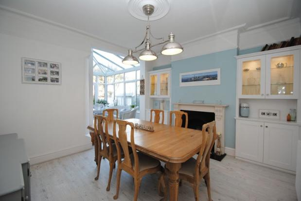 5 bedroom detached house for sale in dawlish drive leigh for The dining room leigh