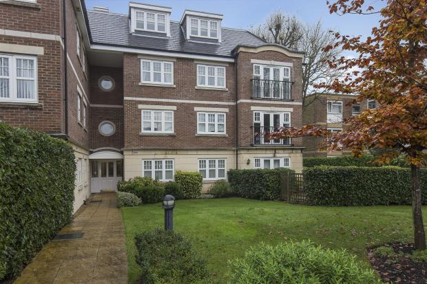 For Sale-2 Bed Flat