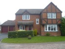 4 bed Detached house for sale in Auden Crescent, Ledbury