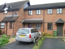 Terraced home for sale in Elgar Close, Ledbury