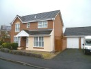 4 bed Detached property in Bronte Drive, Ledbury...