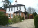 Detached home for sale in 22 Bank Crescent, Ledbury