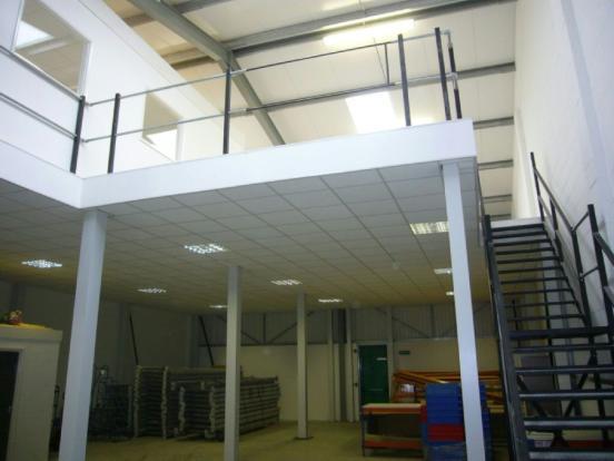 Main Workspace