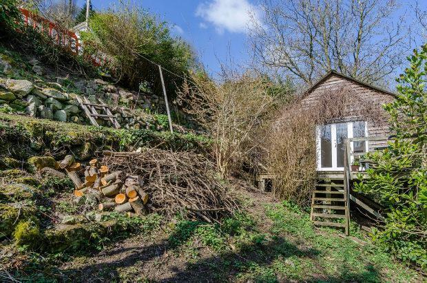 Wooded Garden/Studio