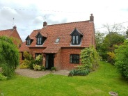4 bedroom Detached home in Dilham, North Walsham