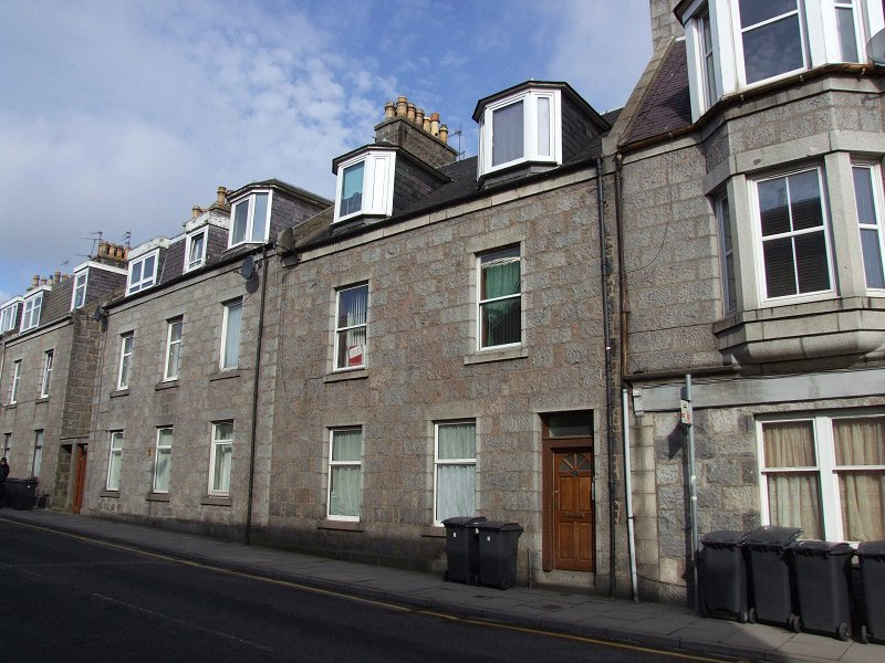 2 Bedroom Flat To Rent In Broomhill Road Aberdeen Ab10 6hs Ab10