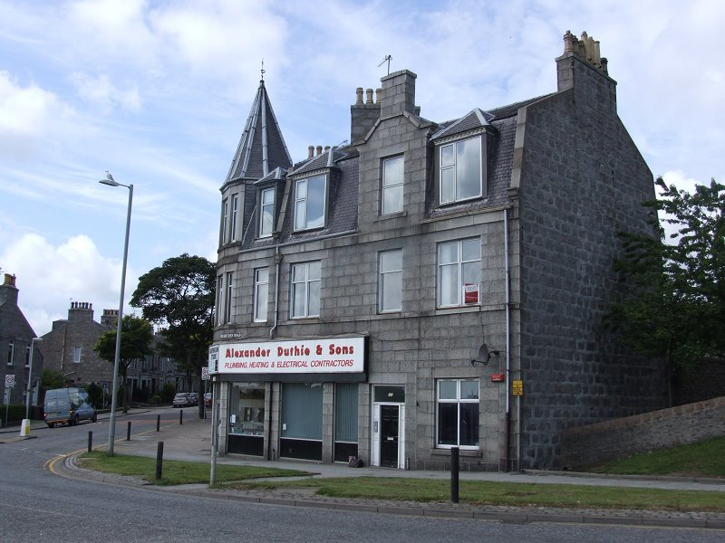 2 Bedroom Flat To Rent In Berryden Road Aberdeen Ab25 3sj Ab25